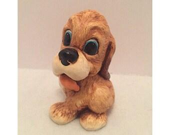 """Vintage Tinker Ware Puppy Dog """"Joey"""" Figurine"""
