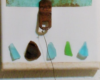 Feather and Seaglass (Lovelight)