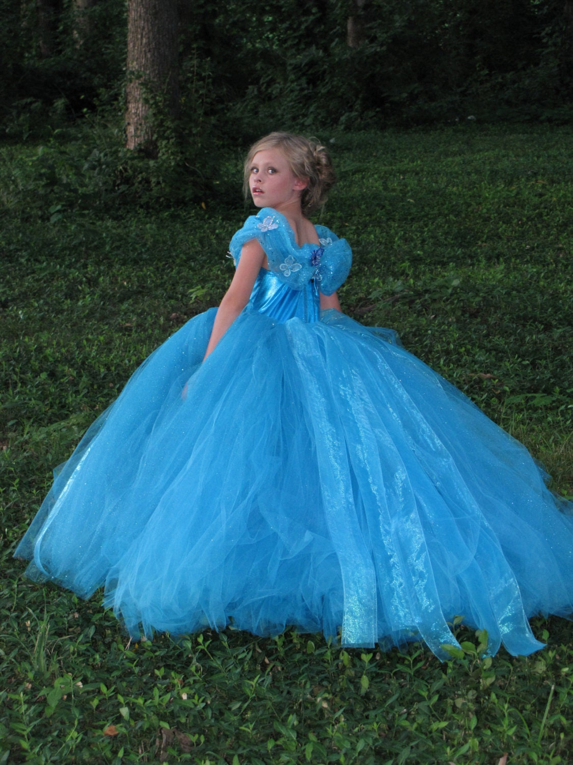 New 2015 Inspired Cinderella dress 2015 Cinderella dress