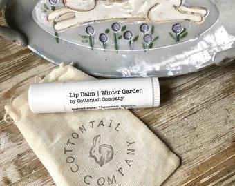 Organic Lip Balm - 3 flavors