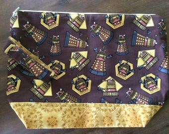 Daleks Large Project Bag