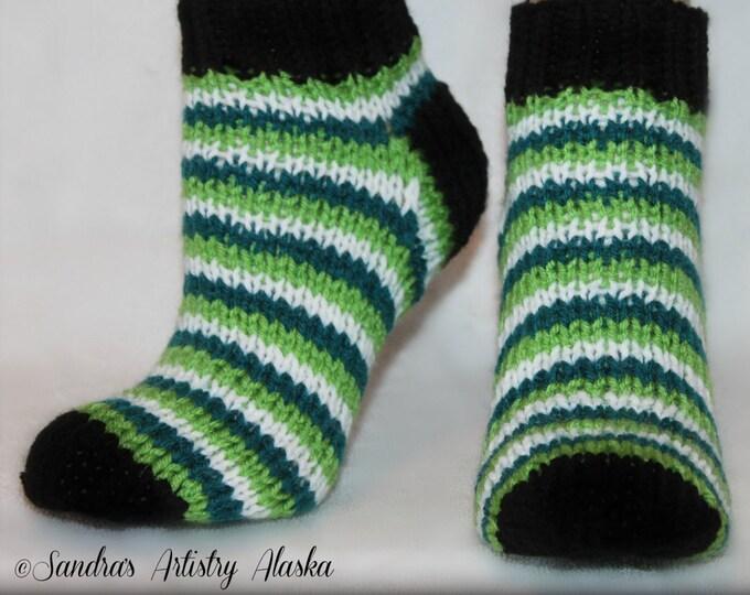 Short Sport Socks (Sz 5-7.5)