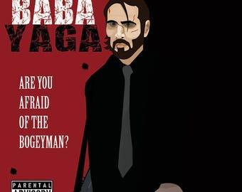 Baba Yaga - Are You Afraid Of The Bogeyman?
