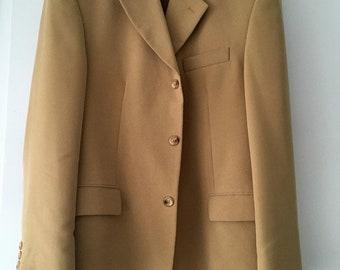 Mustard vintage 60s/70s jacket