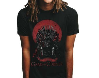 Game of Clones T-Shirt (Star Wars / Game of Thrones)