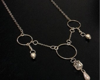 Light Libra Necklace