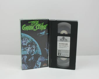 The Green Slime [VHS] (1969)