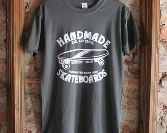 Skateboard  Retro T-Shirt