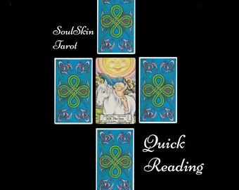 Quick Sun Spread Tarot Reading