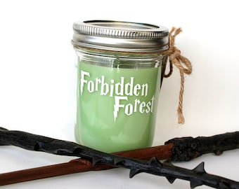 Forbidden Forest - Soy Wax Candle