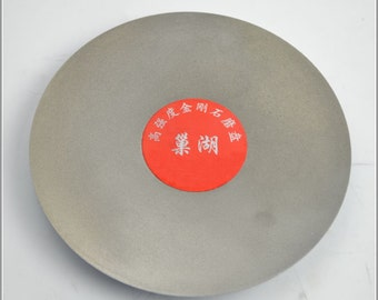 Free Shipping Chinese Calligraphy Material  150mm Disk Diamond Grinder 3000# / Seal Stone Polishing / Seal Cutting Seal / - 0001