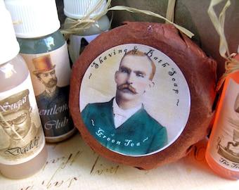 Men's Gift Set Shaving Soap & Cologne -