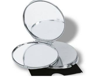 Mirror mirror mirror diamond engraving