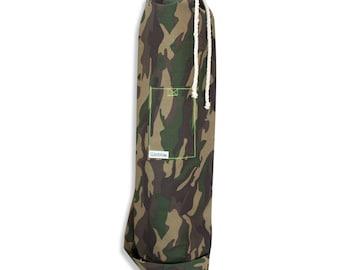 Camouflage Wobble Yoga bag