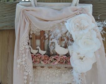 Upcycled Purse Maryann's Sweetpea Bag Gypsy Boho