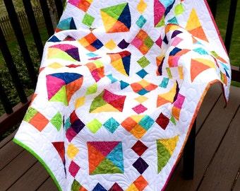 Reduced Price - Savannah Summer Quilt