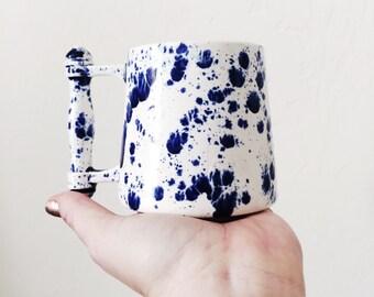 Vintage ceramic coffee mugs