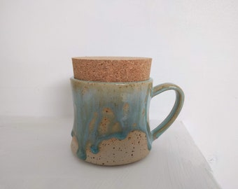 Cloudy day - take away mug