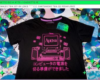 Cyberpunk Aptiva shirt