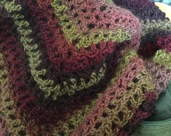 Ladies road trip scarf, wrap, shawl