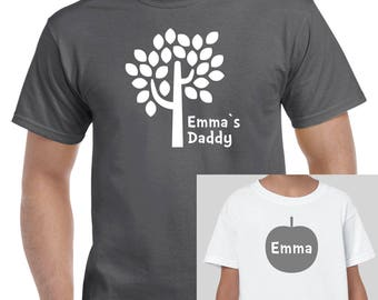 Pack father son, Pack father son Father and son, t-shirt Father's day