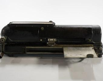 Todd Protectograph Co. 'The Protectograph' Antique Check Writer Printer