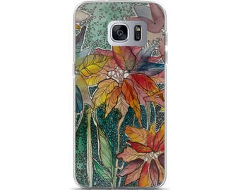 Flower Samsung Case