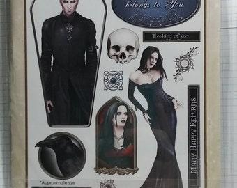 Twilight Queen - Enchantment by Debbi Moore Designs