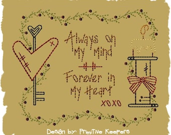 Always On My Mind-Version 2--5x7-INSTANT DOWNLOAD