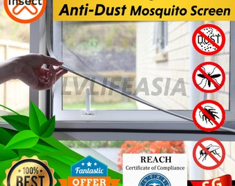 Mosquito Magnetic Window Anti Dust Net
