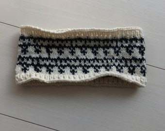 Nordic style Hair band