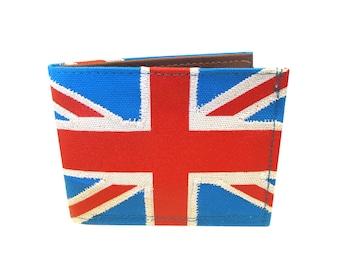 UnionJack ) Bifold Wallet