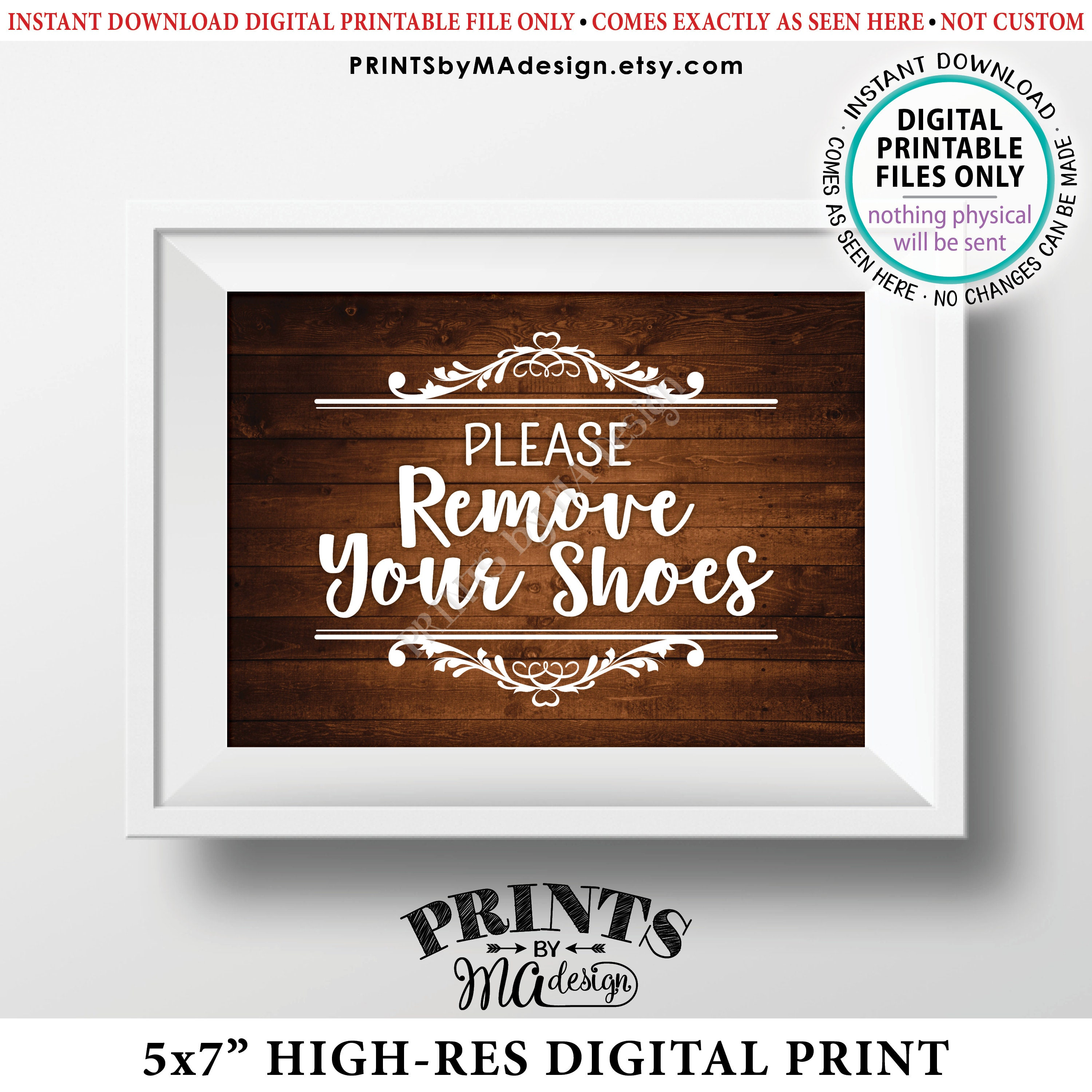 photograph relating to Please Remove Your Shoes Sign Printable identified as You should Take away Your Footwear Indication Pdf @NK01 Advancedmagebysara
