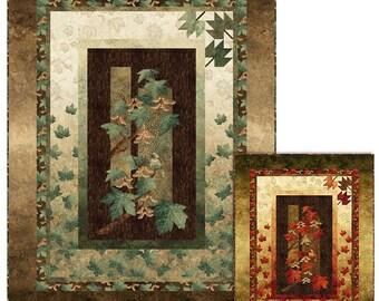 Autumn Splendor, Maplewood, Quilt pattern, Northcott, Fabric Addict