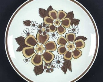 """Mikasa Cera Stone 3172 """"Susan"""" Collectible Dinner Plate by Jamas Roberts, Made In Japan"""