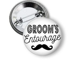 Grooms Entourage, Bachelor Party, Team Groom, Vegas Party Pins, Bachelor Weekend, I Do Crew, Hangover Pins, Last Night of Freedom, Bachelor