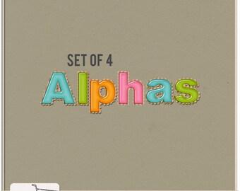 Who Loves You Digital Scrapbook Extra Alphas