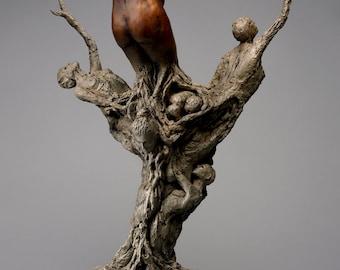"Bronze Sculpture ""Bardo"""