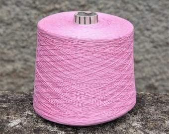 Cashmere/cotton yarn on cone, per 100g