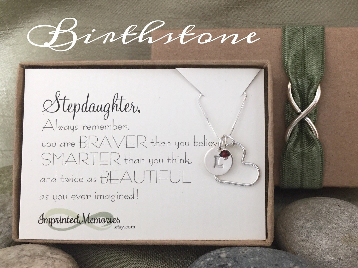Wedding Gifts For Stepmom: Stepdaughter Gift Sweet 16 Gift For Stepdaughter 18th Birthday