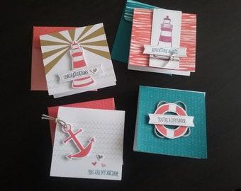 Mini Greeting Cards