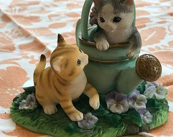 "Springtime Frolic By Lenox ""Playful Kittens"