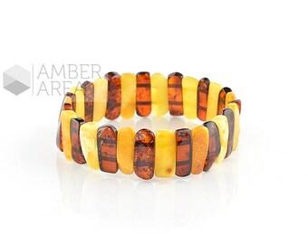 Baltic Amber Bracelet // 1818