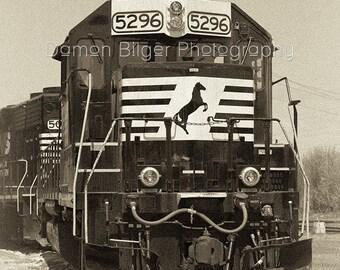 Train Engine 2