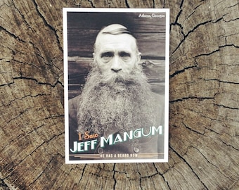 I Saw Jeff Mangum // Postcard