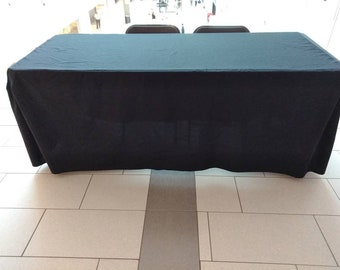 6' Fitted Table Cover