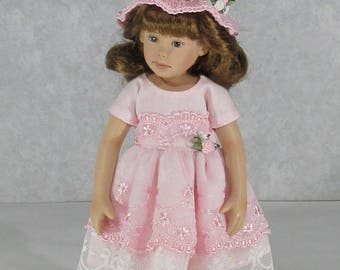 10 inch Doll Outfit, Pink Perfection