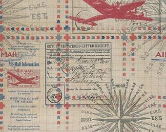 In Transit - Correspondence - Tim Holtz - Air Mail