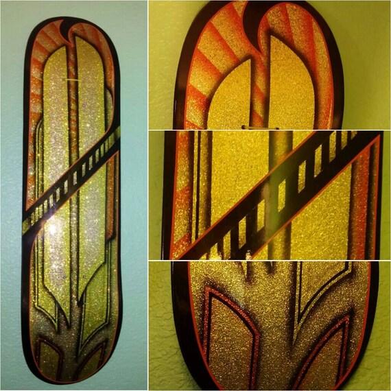 Pretty Skateboard Wall Art Pictures Inspiration - Wall Art Design ...