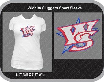 Wichita Sluggers Short Sleeve Unisex Tee